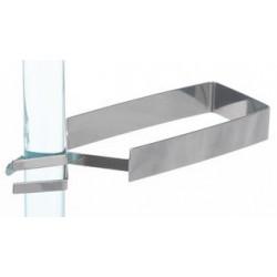 Reagenzglashalter 18/10-Stahl Länge 150 mm