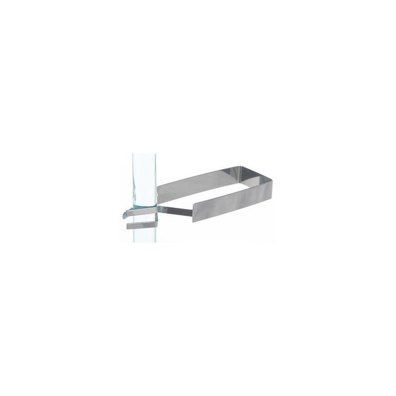 Test tube holder 18/10 stainless length 150 mm
