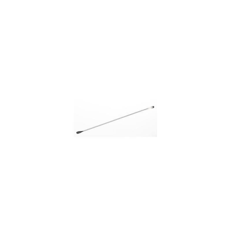 DoppelLöffelspatel Typ 1 Mikrolöffel 18/10 Stahl LängexBreite