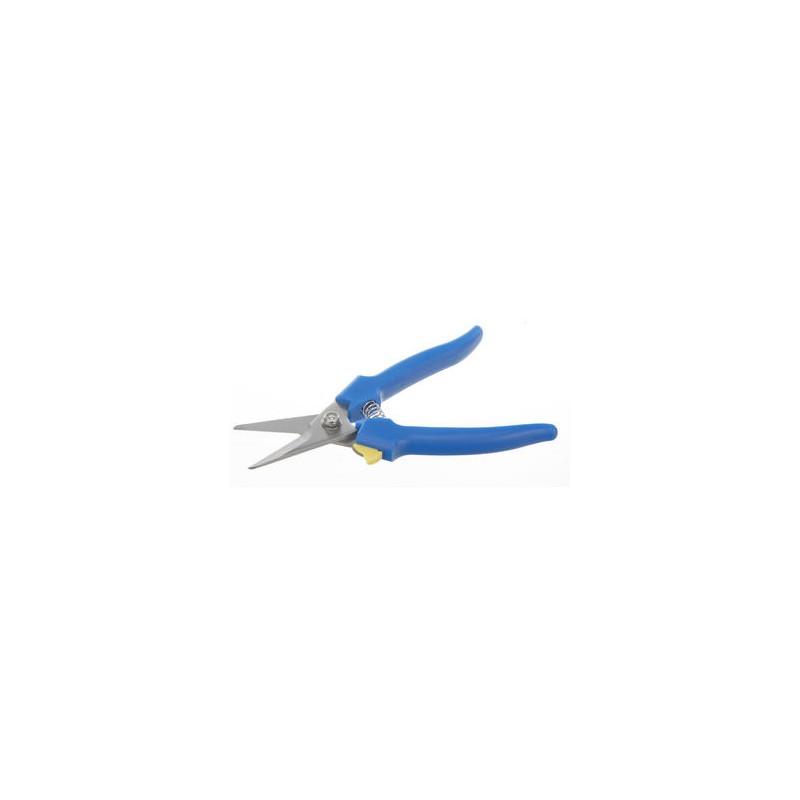 Nożyce uniwersalne nierdzewne długość 190 mm ostrze 40 mm