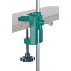 Table clamp for rods tempered cast iron Ø 12/13 mm