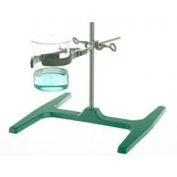 "H-frame ""Mini"" cast iron green varnished 1,2 kg"