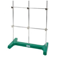 "H-frame ""Complete"" cast iron green varnished 6,5 kg"