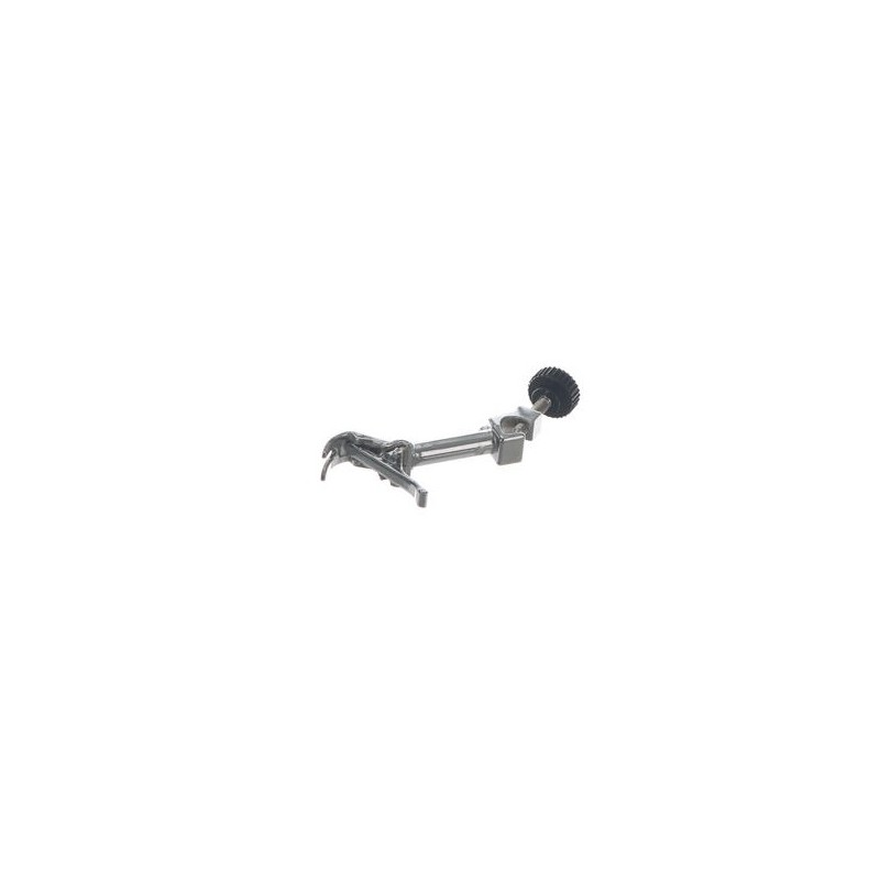 """Burette + thermometer clamp """"Automatic"""" with bosshead (13,5 mm)"""