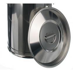 Deckel für Transportbehälter 9015685 Ø 400 mm