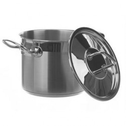Laboratory pot 18/10 Stainless steel 21 L