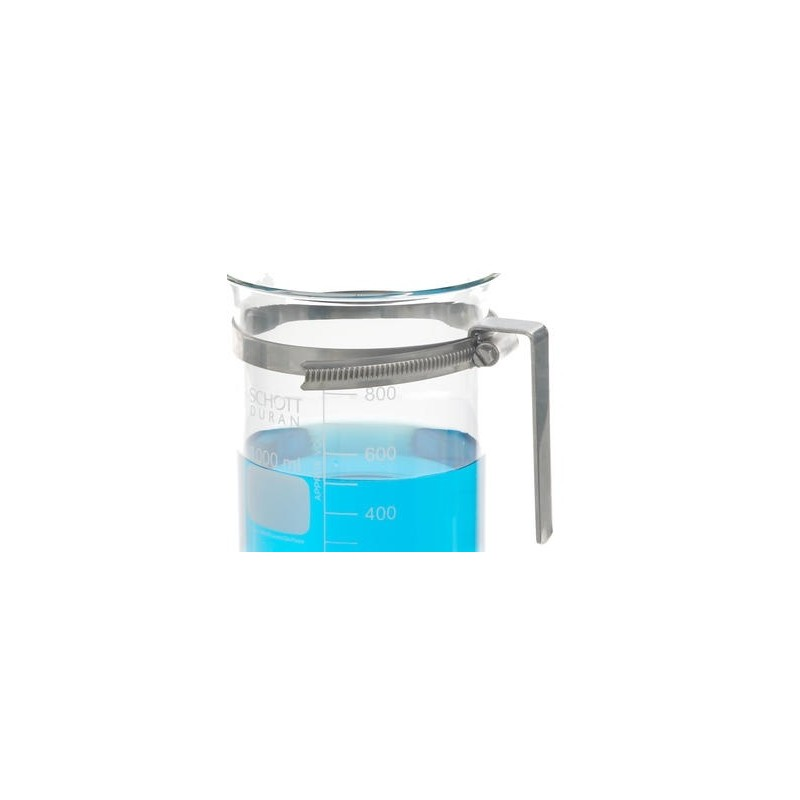 Haltegriff für Glasbecher mit Durchmesser 140...155 mm