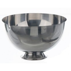 Mörserschale 250 ml Ø 100 mm 18/10-Stahl