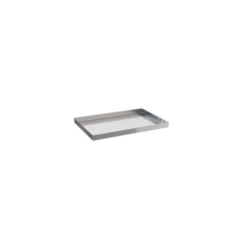 Instrumentenablage 18/10-Stahl 200x175x15 mm