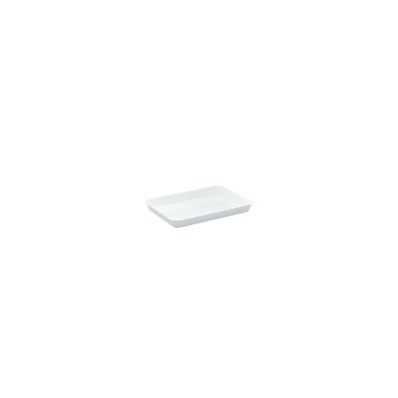 Instrument tray MF without lid 350x250x40 mm pack 2 pcs.