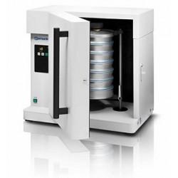 Siebmaschine AS 200 tap 230V 50 Hz inkl. Schallschutzschrank