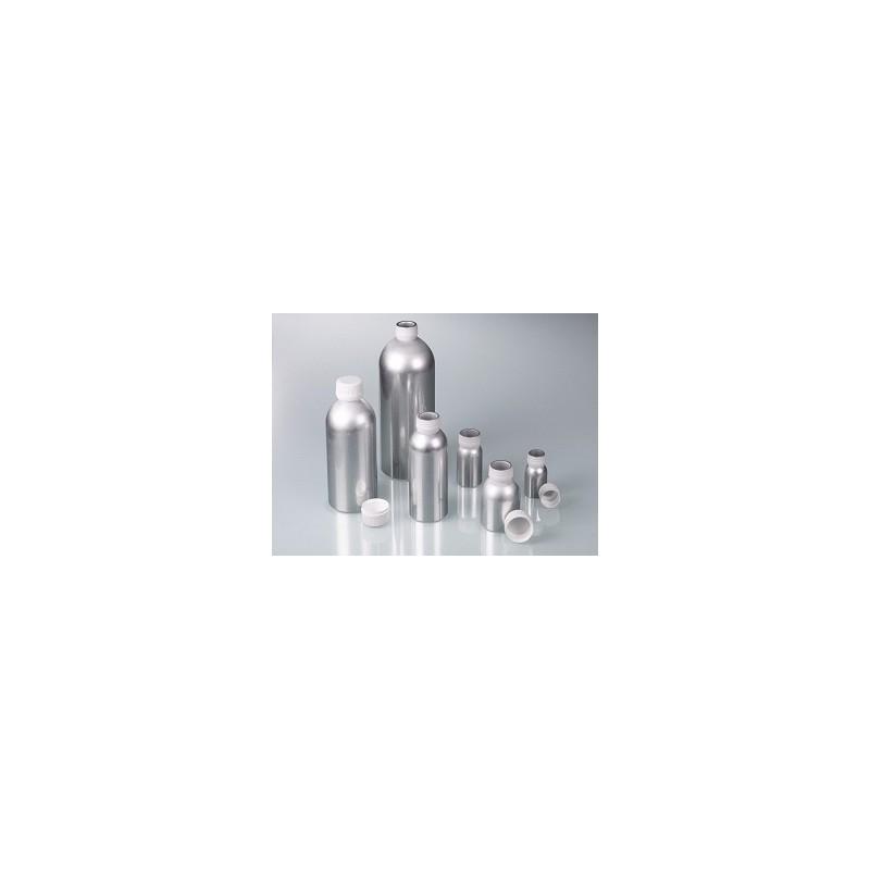 Butelka aluminiowa 120 ml cert. UN z zakrętką z PP