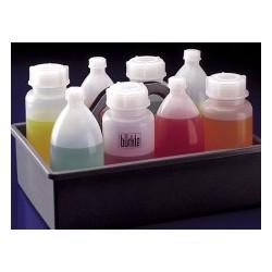 Bottle carrier box for 8 bottle PE-HD