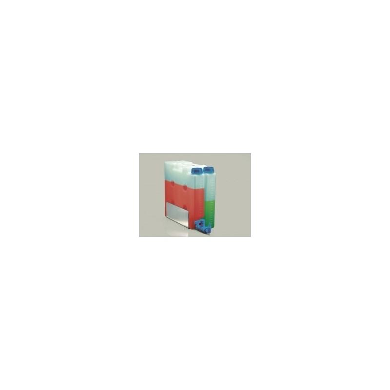 Kanister kompaktowy PP 5 L z zaworem gwintowym