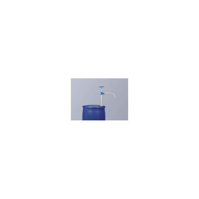Fasspumpe PP mit Auslaufbogen Eintauchtiefe 1500 mm
