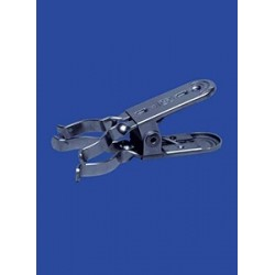 Clamps for ground joints without screw NS19/26 pack 10 pcs.