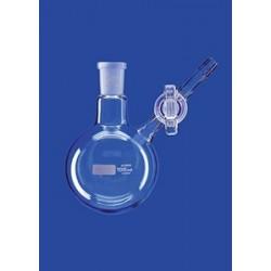 Nitrogen round-bottom flask 100 ml Duran NS14/23