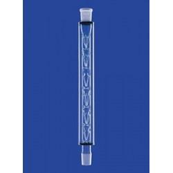 Kolumny Vigreux NS 24/29 z nałożonym płaszczem szklanym dł.