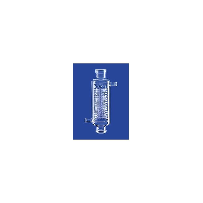 Hochleistungskühler mit 4 Kühlspiralen NS45/40 Wasseranschluß
