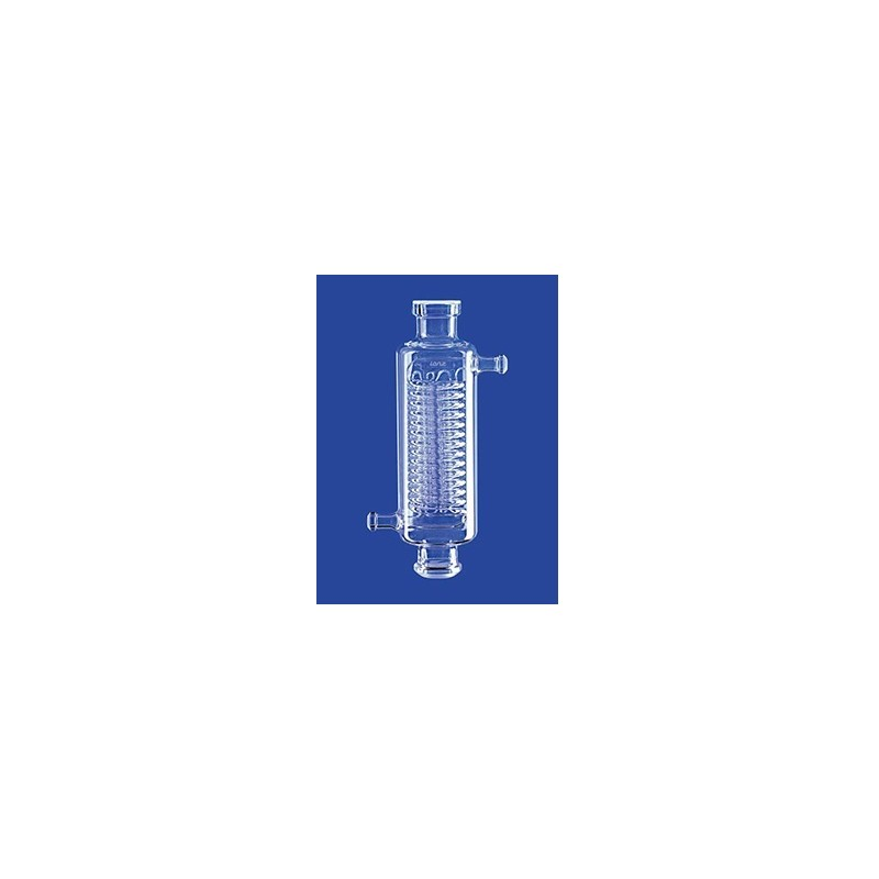 Hochleistungskühler mit 4 Kühlspiralen Wasseranschluß Kugel KF