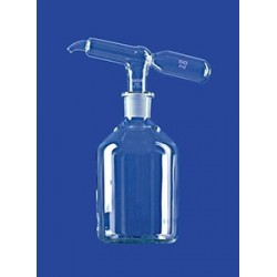 Kipp dispenser 5 ml glass with bottle 1 L NS 29/32