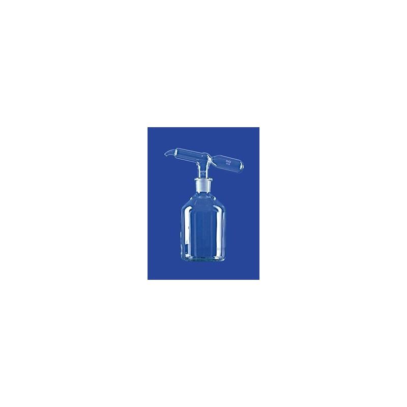 Kipp dispenser 100 ml glass with bottle 1 L NS 29/32