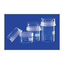 Weighing bottle medium form with NS-cap glass Øxheight 48x50 mm