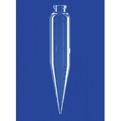 Zentrifugenglas 100 ml Duran ASTM D91 zylindrisch konischer