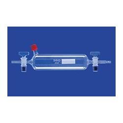 Gas-Probenrohr ohne Entnahmestutzen 150 ml Glas
