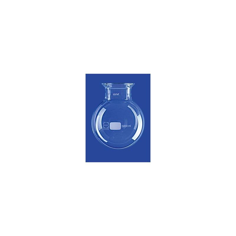 Naczynie reakcyjne 0,25 L kuliste szkło kołnierz DN60