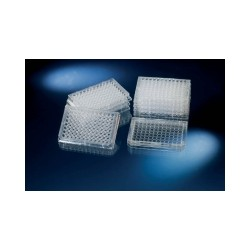 Immuno Plate clear 96 well clear F96 MaxiSorp pack 60 pcs.
