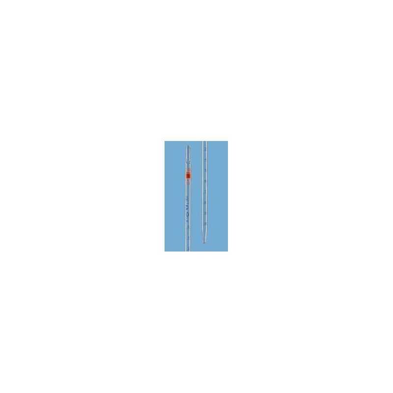 Pipeta wielomiarowa AS 5:0,05mL szkło Cer. częściowy wylew