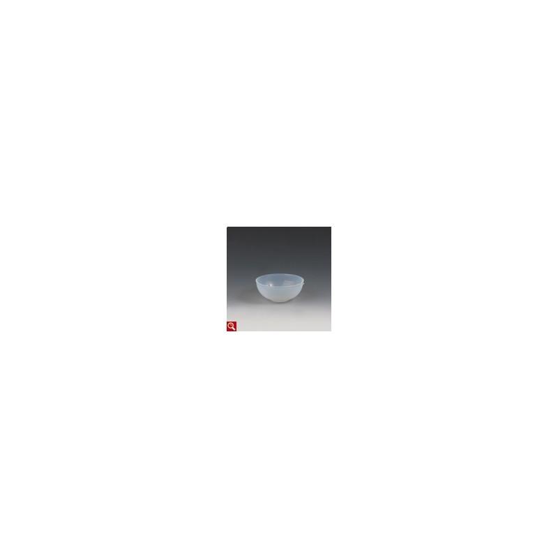 Evaporating dish PFA 100 ml spout conical