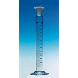 Mischzylinder 10 ml Duran Klasse A KB Ringteilung PE-Stopfen