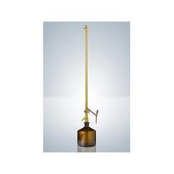 Titrierapp. nach Pellet 10 ml AS KB Braun seitl.Spindelhahn