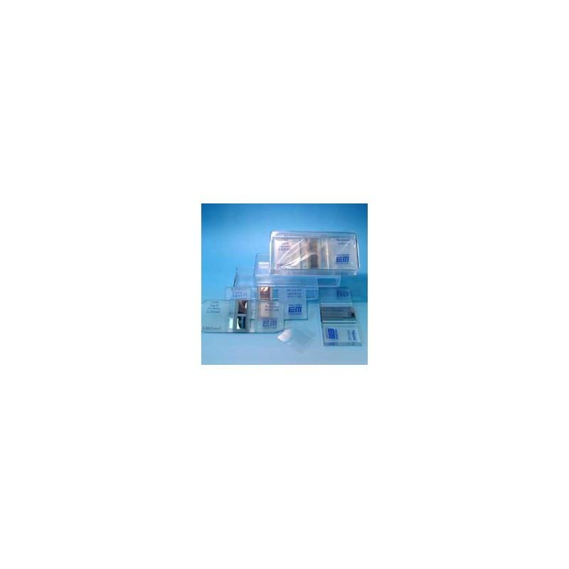 Zählkammer nach Bürker helllinig Tiefe 0,1 mm CE IVD 98/79