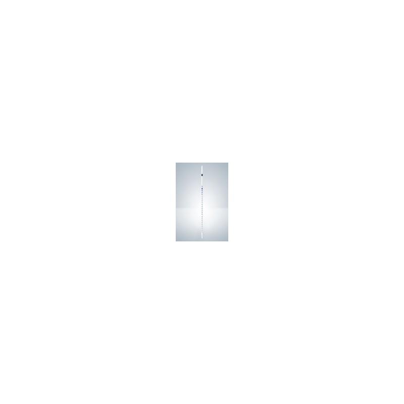 Pipeta wielomiarowa AS 25:0,1 ml szkło AR Certyfikat zero na