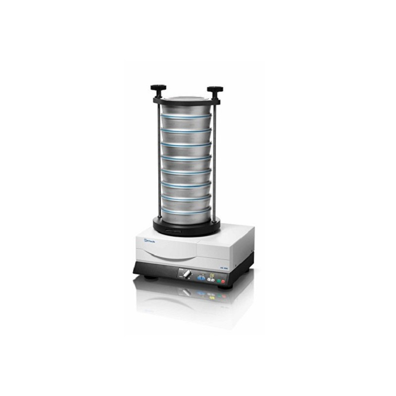 Vibratory Sieve Shaker AS 200 digit cA 100-240V 50/60 Hz