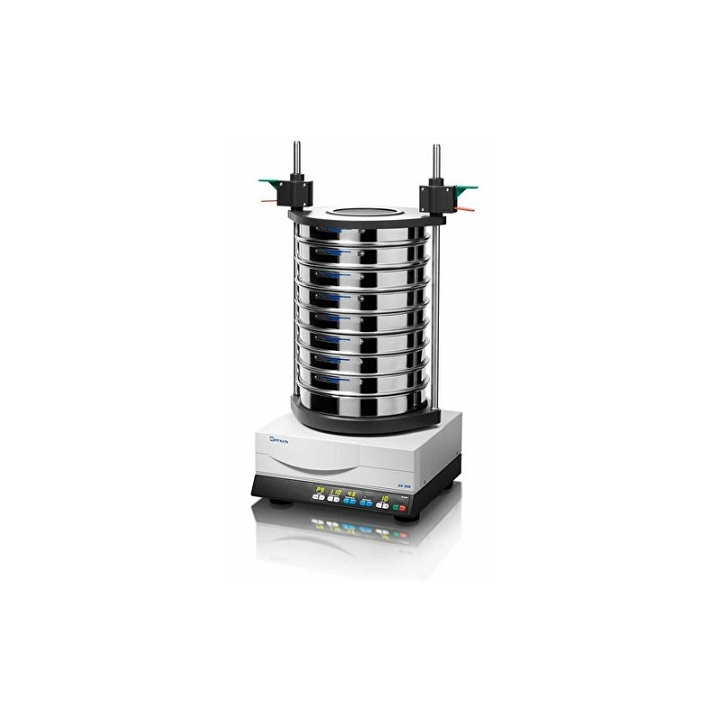 Vibratory Sieve shaker AS 300 control 100-240V 50/60 Hz incl.
