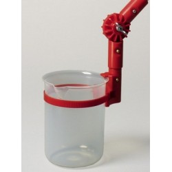 Angular beaker 600 ml