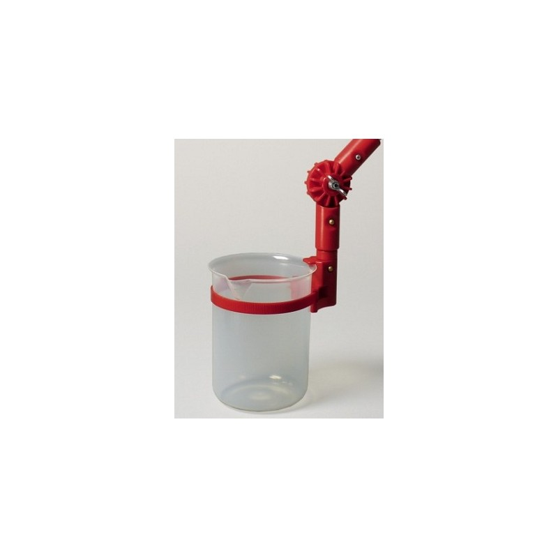 Angular beaker 600 ml
