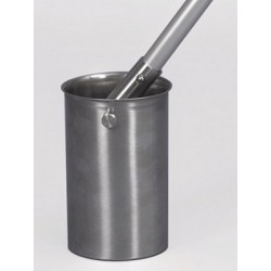 Pendulum beaker V2A 1000 ml