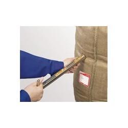 Multi sampler steel V4A/PTFE insertion depth 430 mm total