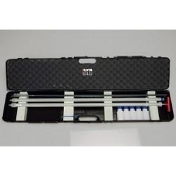 Quali Sampler Set 5 PTFE/FEP kompl. prób. do cieczy i szlamu z