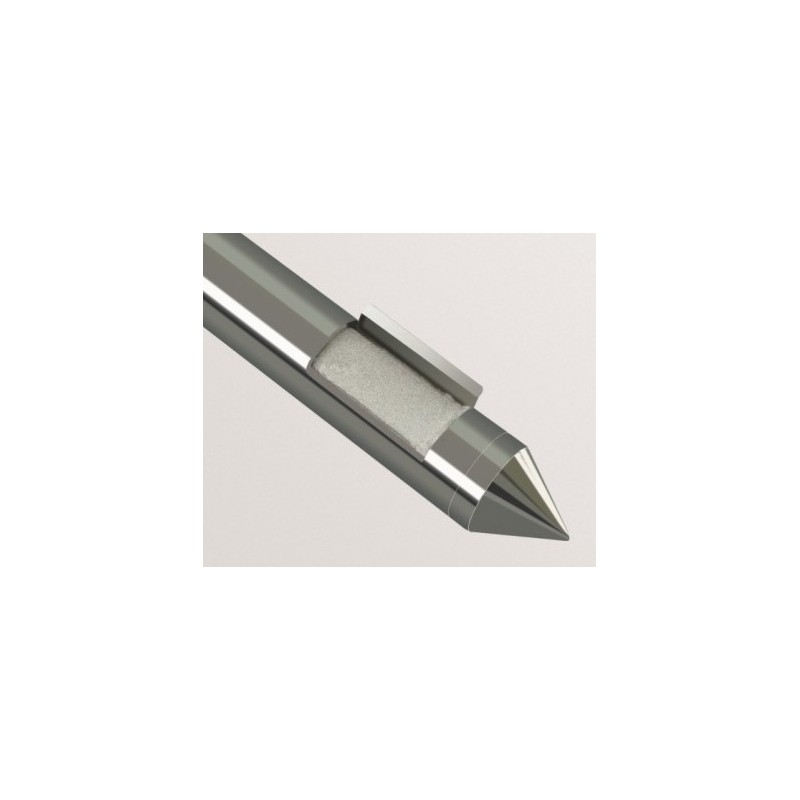 Scratcher 10 ml V4A total length 1000 mm