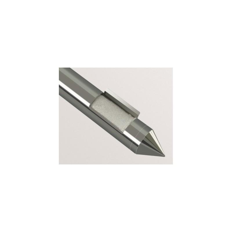 Scratcher 25 ml V4A total length 1000 mm