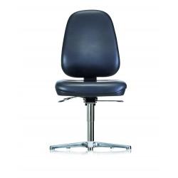 Krzesło na stopkach WS 1710 RR ESD Classic siedzisko/oparcie ze