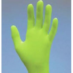 N-Dex-Free gloves powder-free textured finish size 6-7 pack 100