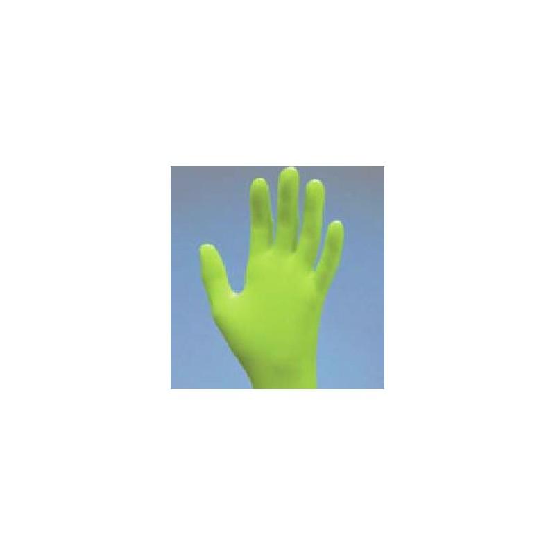 N-Dex-Free-Einmalhandschuhe puderfrei texturierte Oberfläche