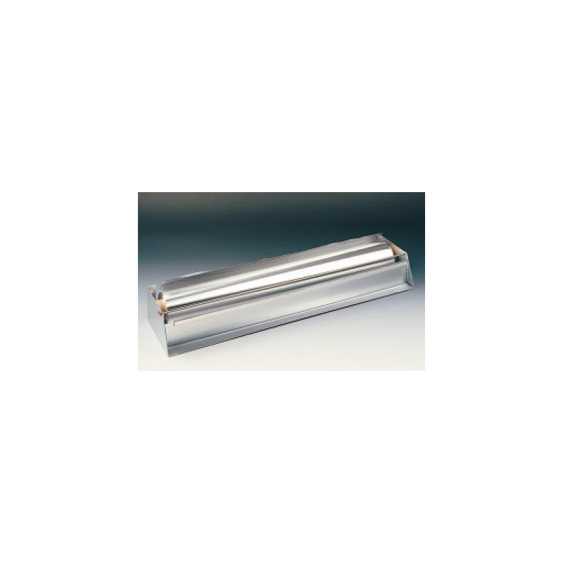 Alu-foil width 300 mm lenght 100 mm thickness 0,030 mm